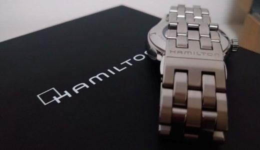 【レビュー】ハミルトン ジャズマスター オープンハートはお洒落で使いやすい!機械式時計初心者にもおすすめ