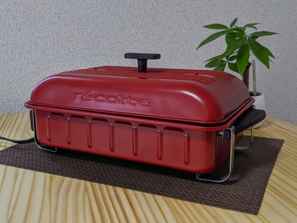 レコルト Home BBQの外観