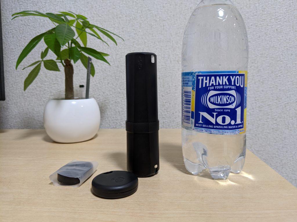 Monimotoデバイスと同梱品